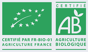 Yép frais : Certifié Agriculture Biologique